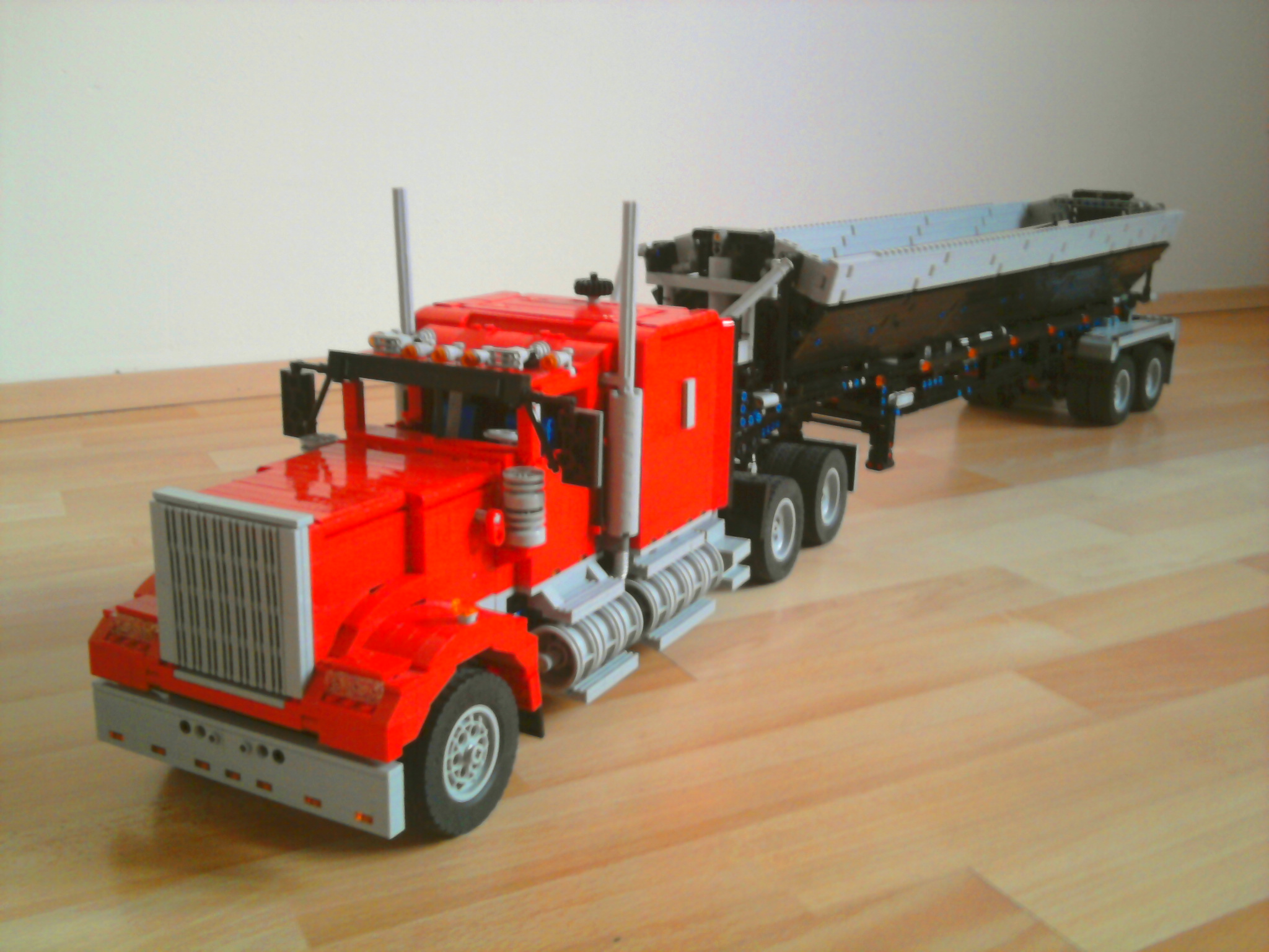 Custom gooseneck trailer together with Watch furthermore Imagesgkl Semi Truck Icon likewise roguetruckbody furthermore Rc4wd Armageddon 114 Dump Truck 8x8. on rc dump trucks with trailers