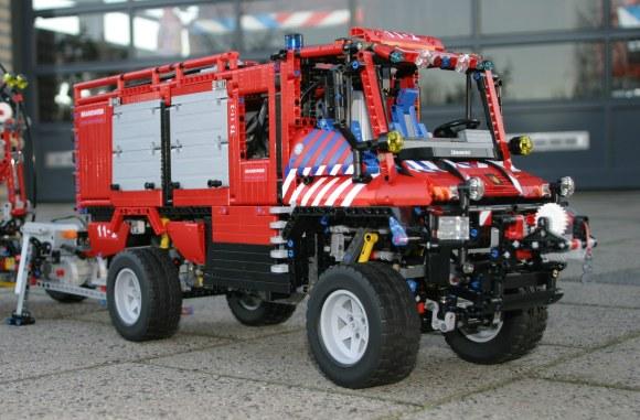 Unimog Fire Appliance