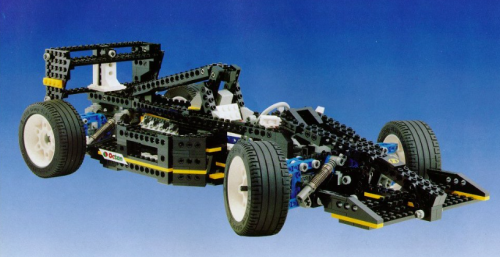 Lego Technic 8880 F1 Car