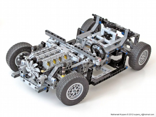 Supercar Chassis