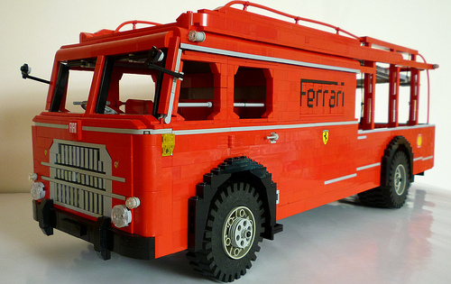1959 Fiat 682/RN2 Bartoletti Transporter