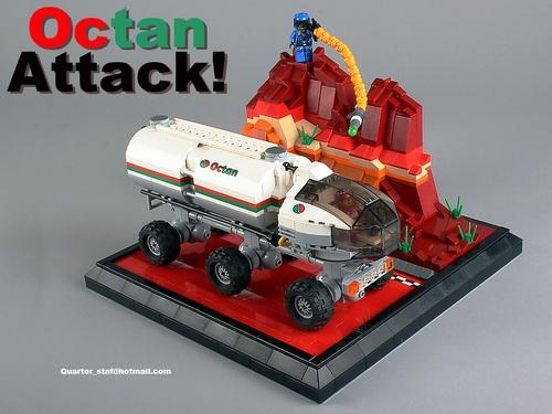 Octan Attack!