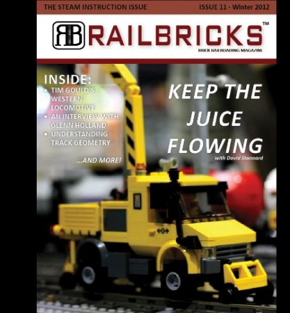 Rail Bricks Magazine