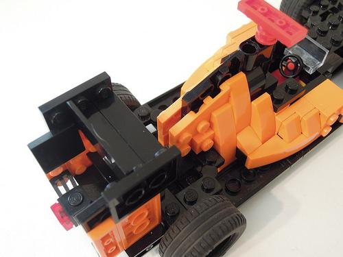 Lego F1 2012