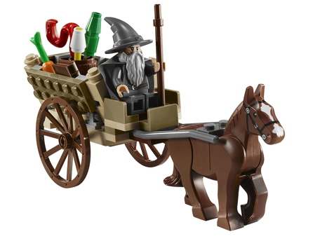 The new Lego Horse