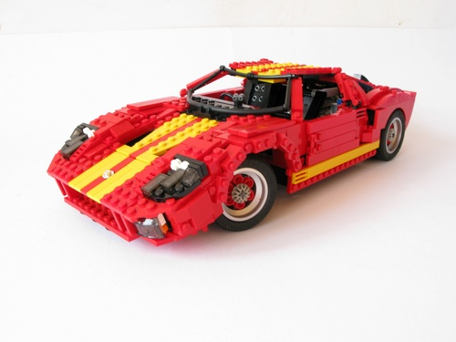 Racing Brilliance The Lego Car Blog