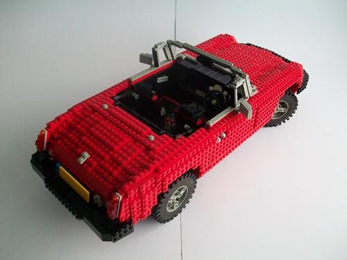 MGB Lego
