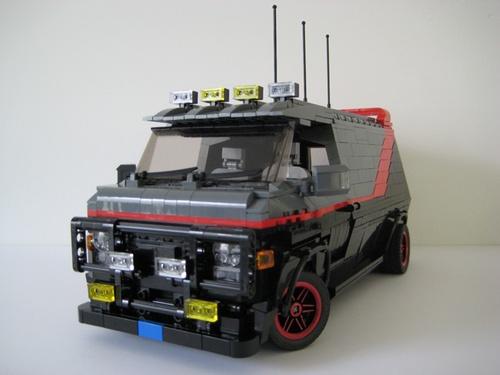 A Team The Lego Car Blog