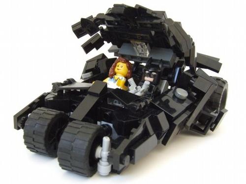 holy quality batman the lego car blog. Black Bedroom Furniture Sets. Home Design Ideas