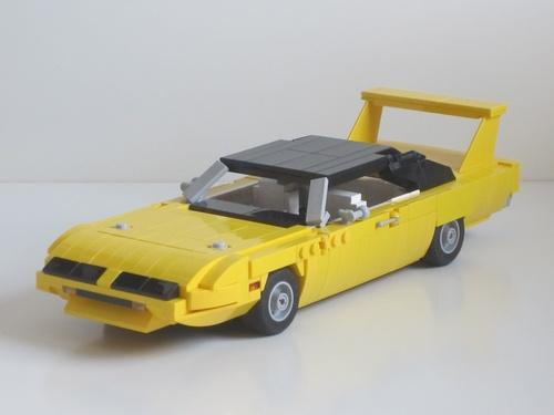 Roadrunner Classic Car