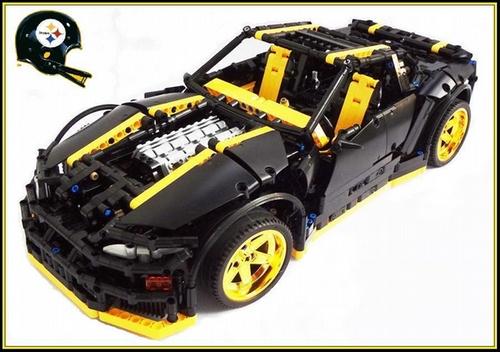 Technic Supercar The Lego Car Blog