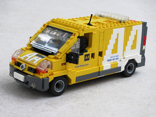 AA Renault Trafic