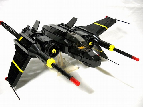 Blacktron Fighter