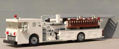 Sanford Quint Fire Truck