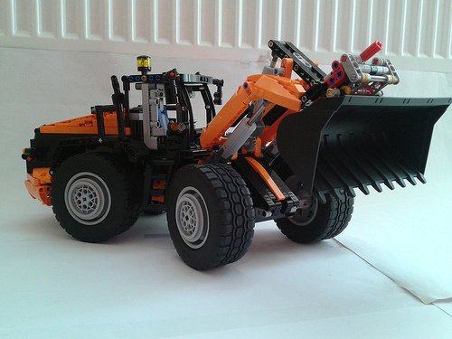 Hitachi Earthmover