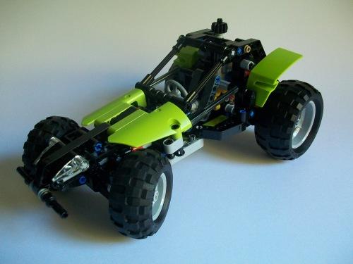 Lego 9393 Buggy