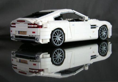 Lego Supercar, Aston Martin