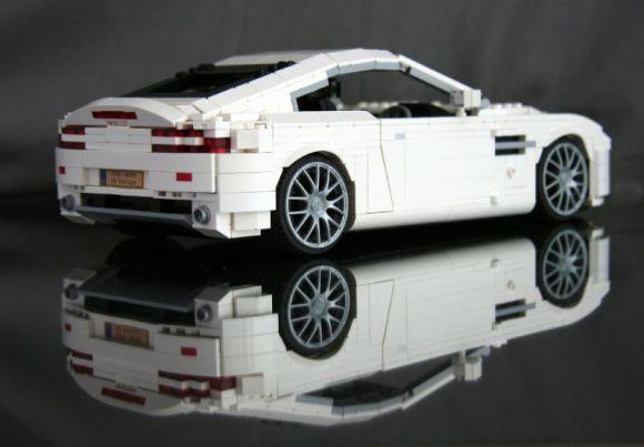lego supercar aston martin the lego car blog. Black Bedroom Furniture Sets. Home Design Ideas