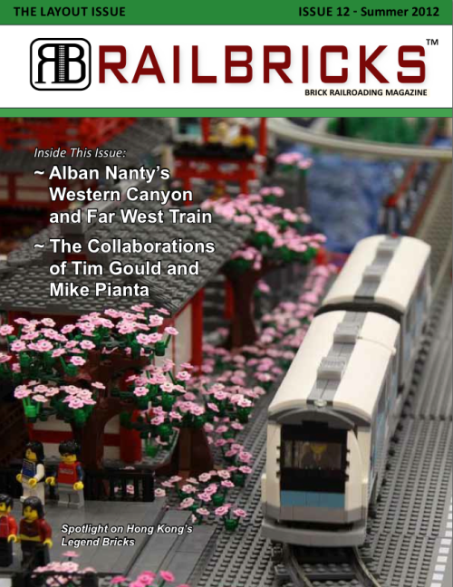 Railbricks Magazine