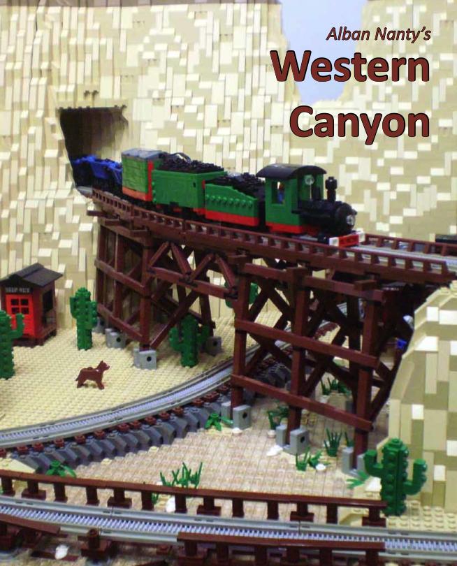 Lego Mining Train The Lego Car Blog