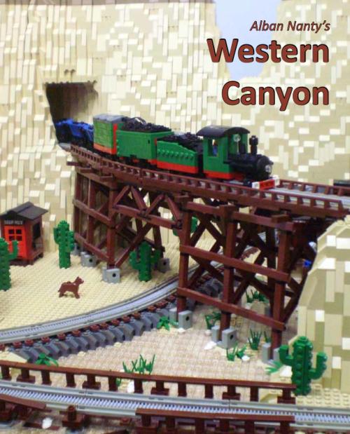 Lego Mining Train