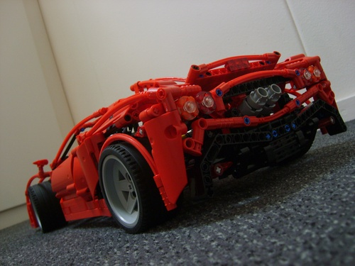 Technic Supercar
