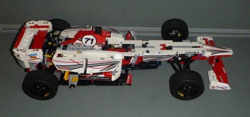 42000 Lego Technic F1 Car