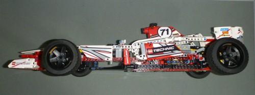Lego 42000 F1 Car