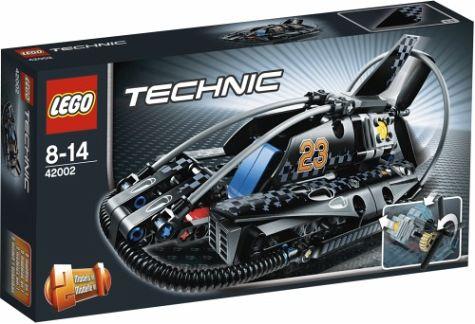Lego Technic 42002 Hovercraft 2013
