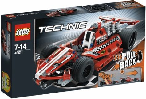 Lego 42011, New 2013 Technic