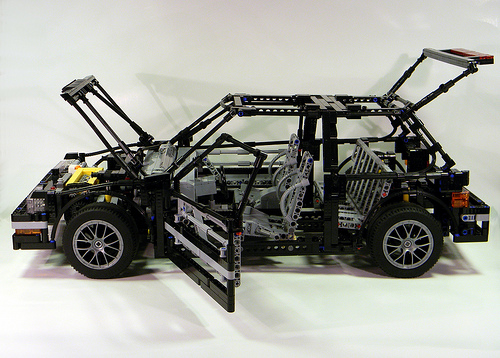 Technic Supercar Honda Civic
