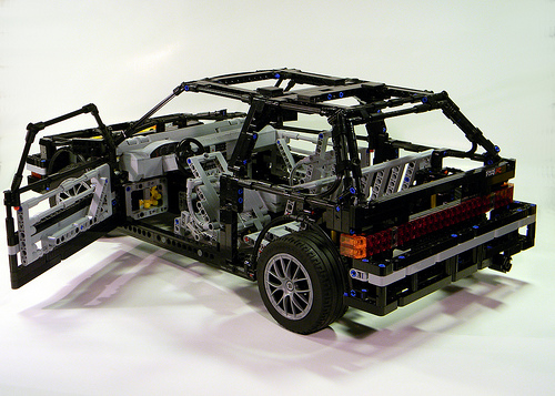 Lego Technic Honda Civic