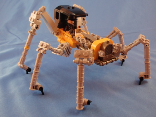 Lego Model T Spider