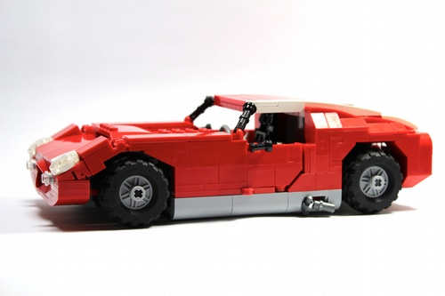 Lego Maserati Tipo