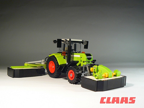 Claas Arion Tractor