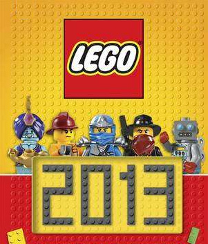 Lego 2013 New Year