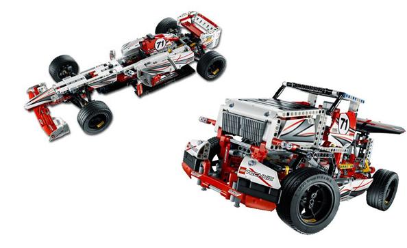 Lego 42000 Set The Lego Car Blog