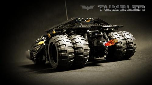 Lego Batman Tumbler | THE LEGO CAR BLOG