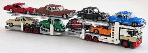Lego Cars The Lego Car Blog
