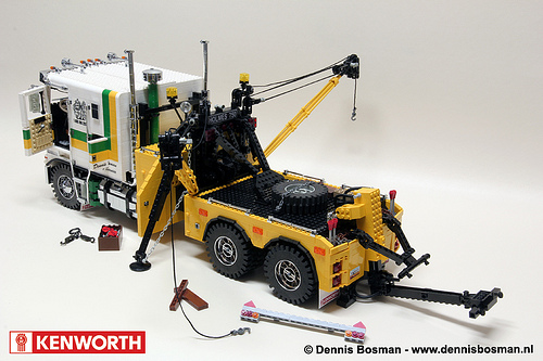 Kenworth Holmes Truck