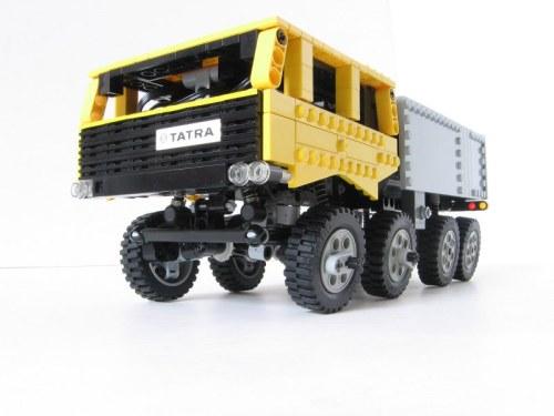 Tatra 8x8 Truck Trial