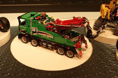Lego Technic 42008 Truck