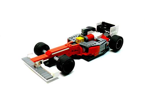 Lego F1 Racer 2013