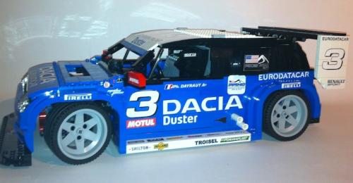 Dacia Duster Pikes Peak