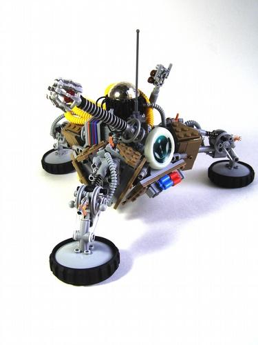 Lego Sci-Fi Transport