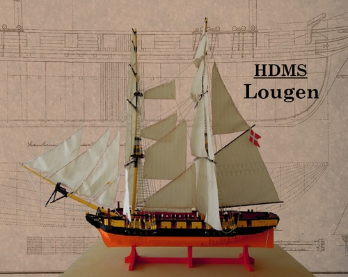HDMS Lougen
