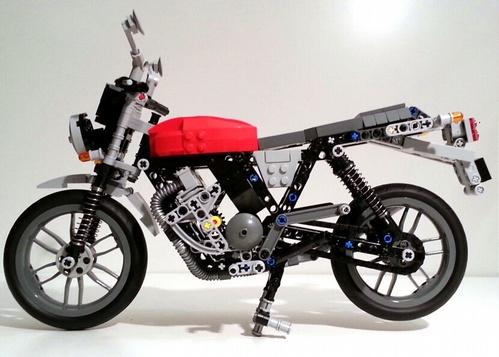 Honda CB1100 Lego Motorbike