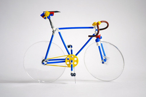 Fixed Wheel Bike