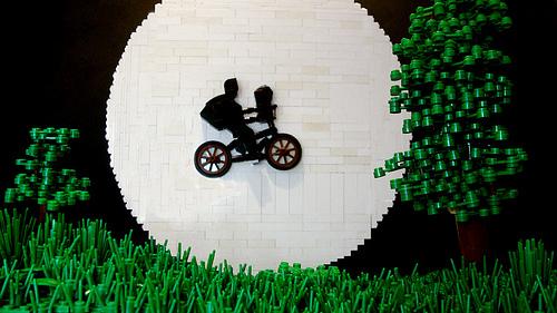 E.T Bike Scene