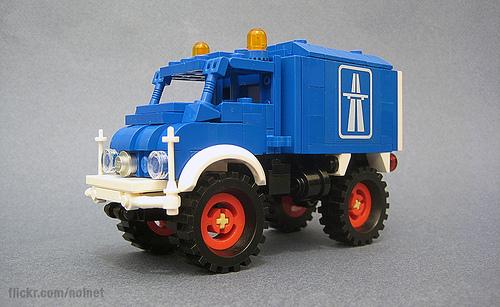 Lego 6653 Unimog